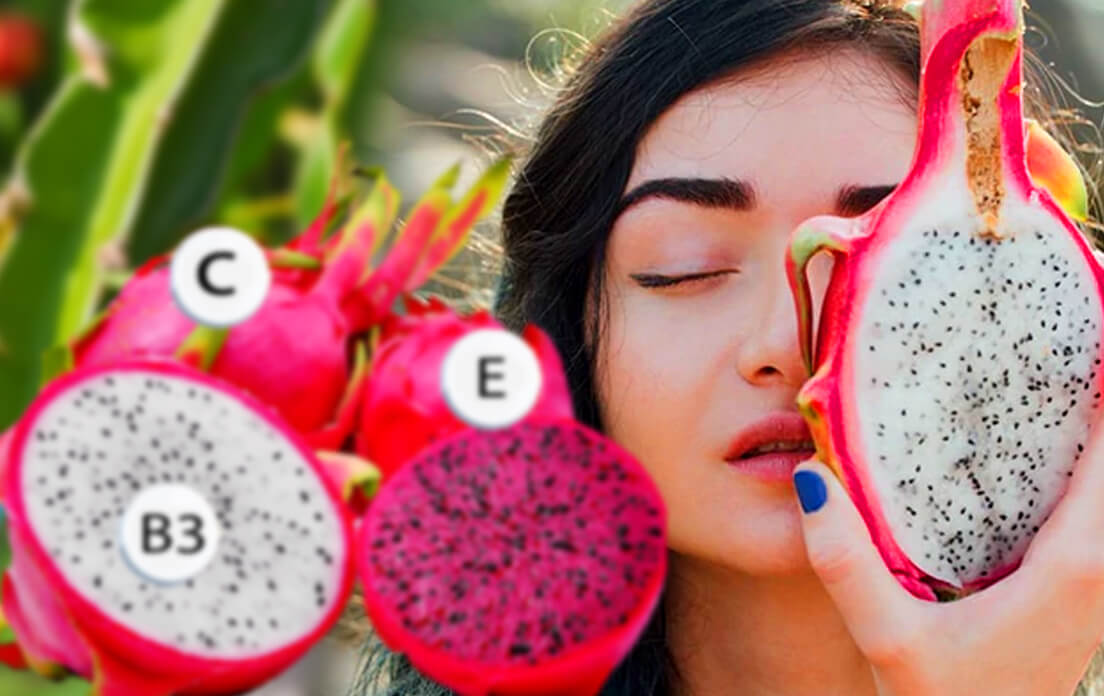 dragon fruit benefits for skin