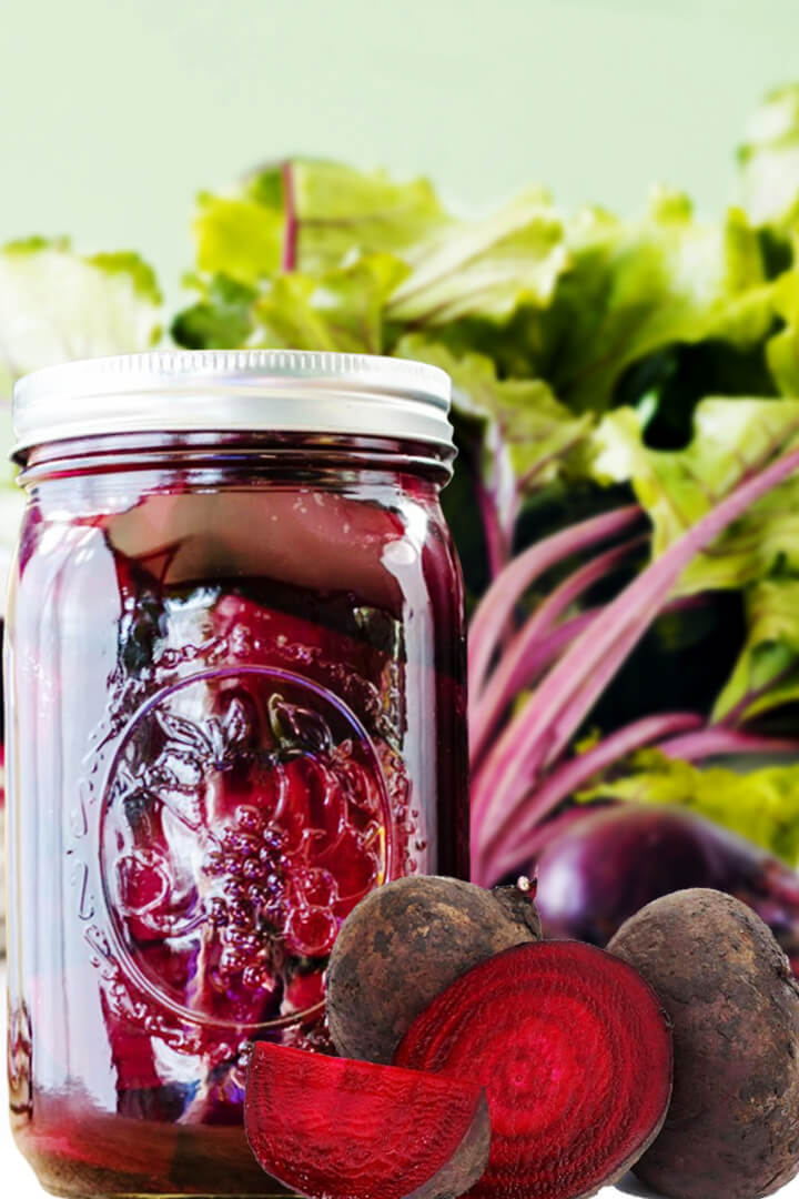 Pickled Beets Benefits