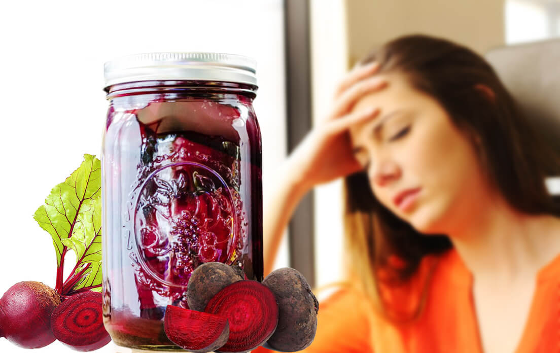 pickled beets for anemia
